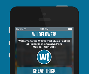 Wildflower! Festival - iOS