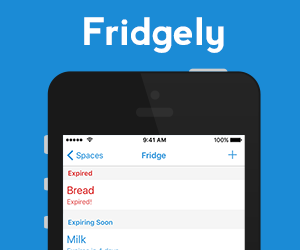 Fridgely Mobile Application